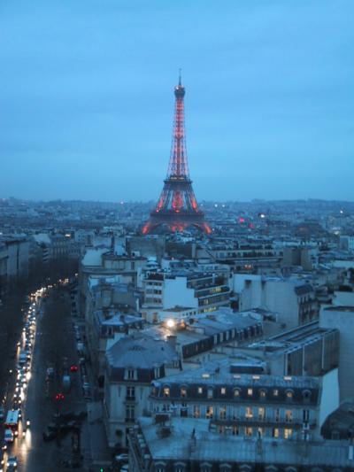 初めてのパリ~女一人旅~