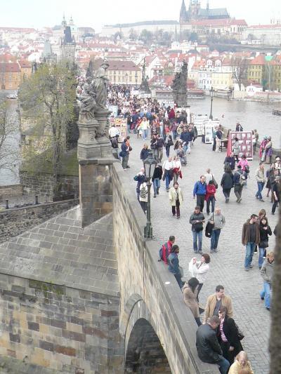中央ヨーロッパ14日間 ?プラハ
