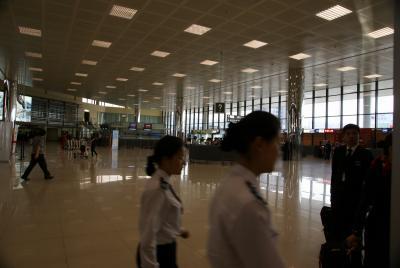 07. 虹橋空港から帰国