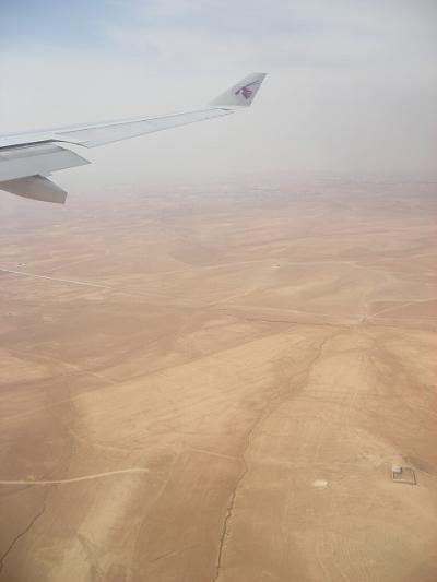 2008 ヨルダンの旅 (1) ~食べ続けた長い道のり to アンマン
