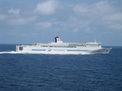 7月北海道旅行/新日本海フェリー