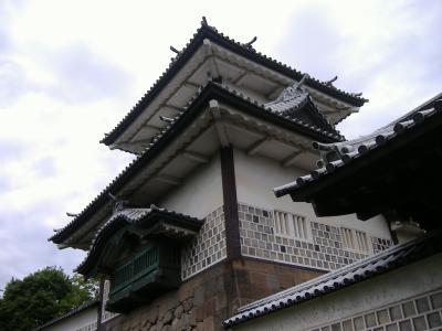 加賀百万石の街・金沢を歩く