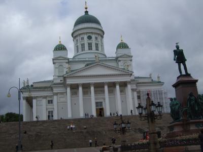 三度目の北欧一人旅Part4(ヘルシンキ市内観光)
