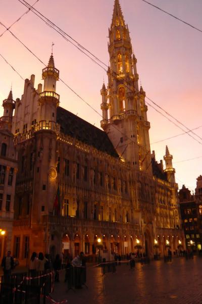 秋のベルギー旅行