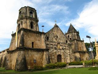 ミオガオ教会(フィリピンの世界遺産1)