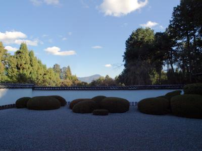 吉祥山 正伝寺から鷹峰へ歩く  KYOTO - Shodenji to Takamine