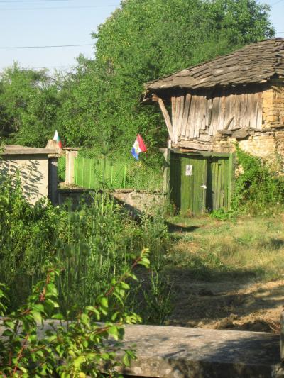 2008年ブルガリア旅行第7日目(6):バルカン山中の人口10人のペイナ村