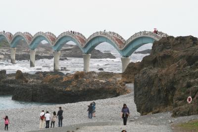 2008冬、台湾旅行記5(20):12月20日(4):台東・三仙台