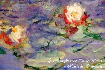 ■オランジュリー美術館 睡蓮の間 2008 Les Nympheas de Claude Monet, Musee de l'Orangerie