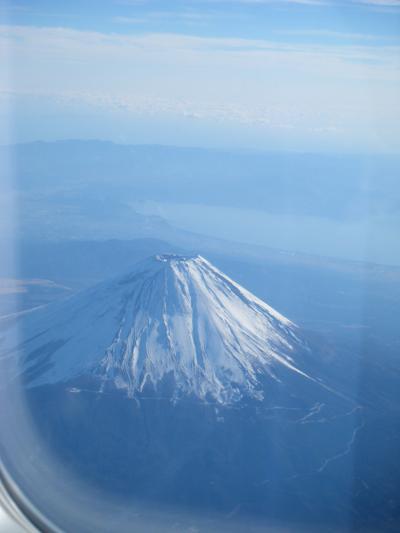 ★ポケモンジェットと眼下に広がる『富士山』が取持つ縁★(2008年12月)★