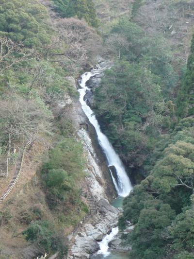 日本の滝百選 『観音の滝』◆2008最後の旅行は九州の滝めぐり【その8】