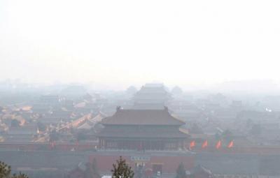 北京3日間 1日目「初めての海外」