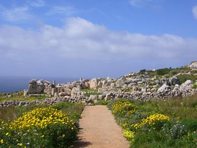 EUROどさ周り・第9日目マルタ観光