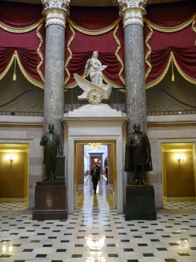 国会議事堂および紙幣印刷局(BEP)の見学ツアー