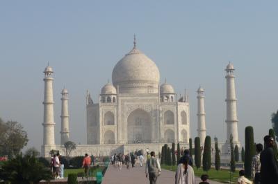 2009年 インドの旅 だっちゃん