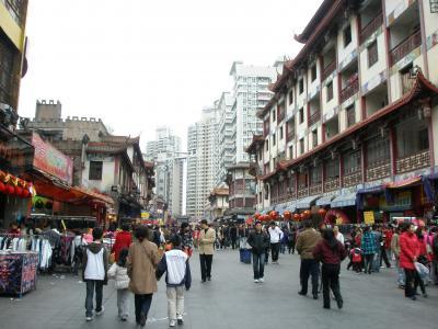 中国滞在6周年 福建省福州市の朝鮮族レストランでお祝い