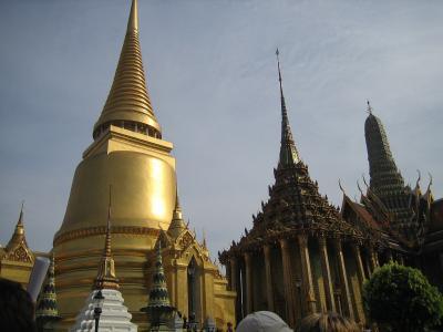 初めてのバンコク★市内も世界遺産も大満喫の5日間