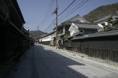 兵庫県・播州赤穂★坂越のまちなみ~赤穂城