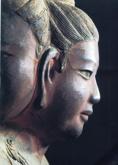 仏像の美しさに惹かれて