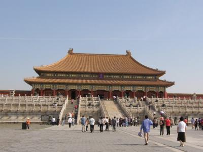 北京で観光&バードウォッチング [2009](1)