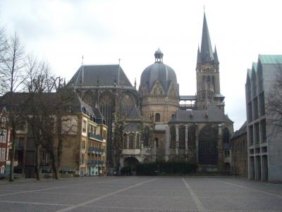 アーヘン大聖堂の画像 p1_25