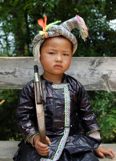 貴州省少数民族之旅(8)従江と巴沙村