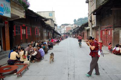 貴州省少数民族之旅(10)肇興と堂安から凱里へ