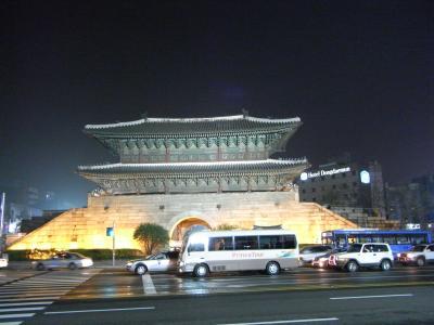 2009.7.2-7.4 in 韓国 day 1 (オールナイト焼肉&オールナイトショッピング!)