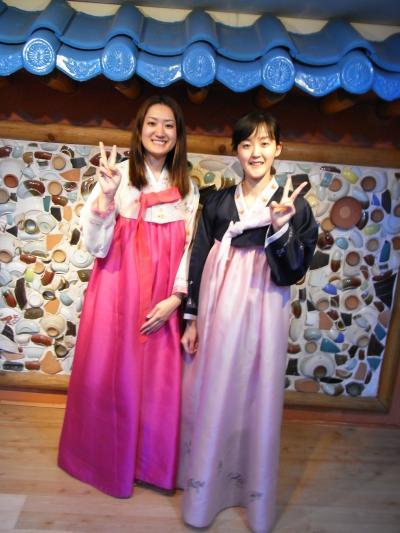 2009.7.2-7.4 in 韓国 day2 (朝でもキムチ・・フルスロットル)