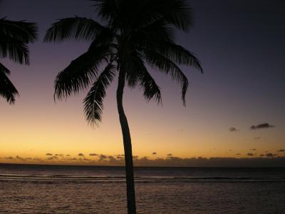 のんびり Rarotongaの旅