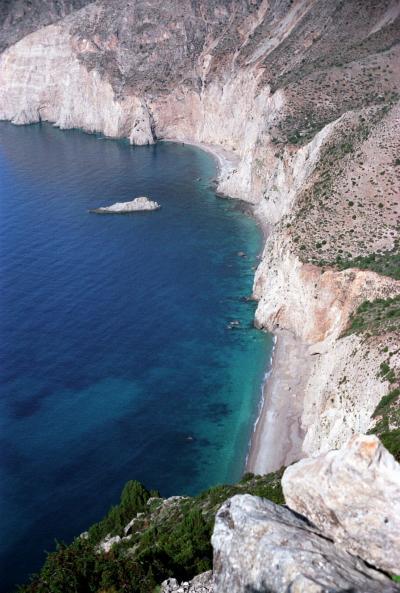 東地中海クルーズ(6)ケファロニア島