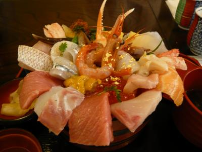 『史上最強の海鮮丼を求めて・・・ in 石川県近江町市場 ...