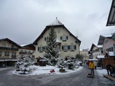 オーストリア・クリスマスマーケット~ザンクト・ギルゲン