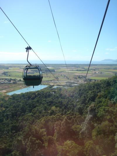 ケアンズ現地ツアー/世界遺産の熱帯雨林<キュランダ観光>