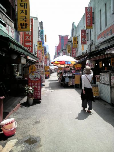 【作成中】2009年8月 初プサン!26時間でエステ・焼肉・お買物☆の旅