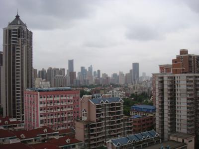 初めての中国出張(上海~温州~武漢)