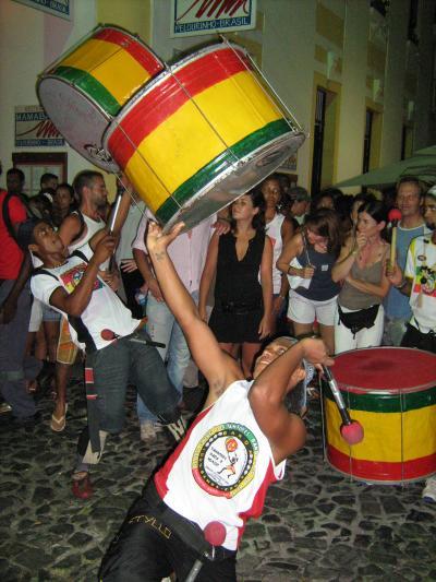 【100カ国バックパッカー・AmaZonA】南米旅行記~ブラジル・サルバドール~