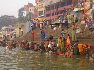 India -Part2 (in Varanasi)