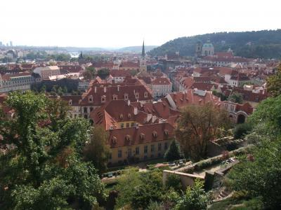 チェコ プラハ 一人旅