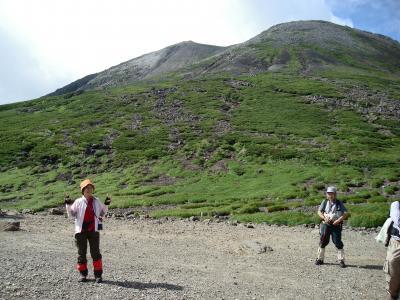 山と花と美味しい食事の旅 乗鞍岳 剣ヶ峰編