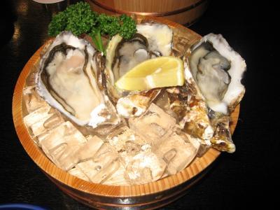 牡蠣三昧の日帰り旅行 ~三重県・伊勢~