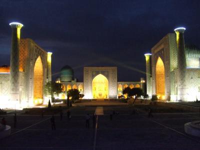 ■海外逃亡10■→ウズベキスタン…6日目サマルカンド