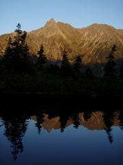 2009 シルバーウイーク北アルプス山行