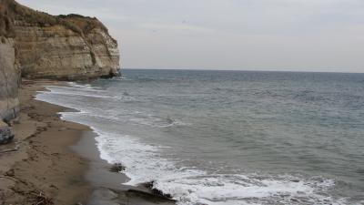 ドン・ロドリゴ総督上陸の海岸
