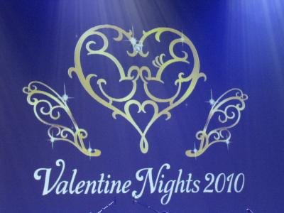 東京ディズニーシー Valentine Nights 2010