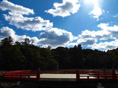 日本屈指のパワースポット・伊勢神宮