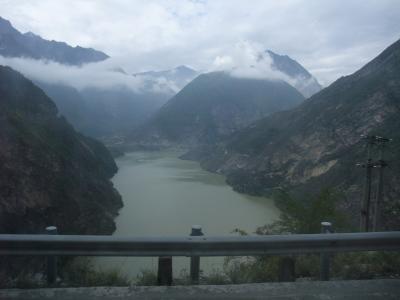 予定通り行くか激震地を行く北京、九寨溝と成都の皇后様の夫婦二人旅10