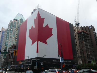 2010年1月 カナダ・韓国旅行 その39:カナダ最終日