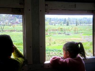 [インド] カングラ鉄道 世界遺産への遠い道のり
