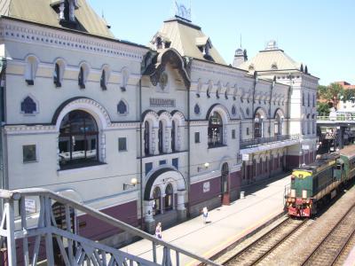 シベリア鉄道プチ体験日記